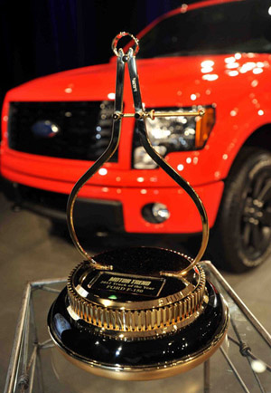 2012 motor trend truck of the year ford f-150