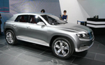 Volkswagen Cross Coupe Video – First Look: 2011 Tokyo Motor Show
