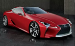 Lexus LF-Lc Leaked as Stunning New Luxury Super Coupe