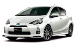 Toyota Prius c Gets the TRD Treatment