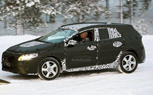 2013 Volvo V40 Spy Photos