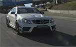 Mercedes C63 AMG Black Series Coupe Takes On Laguna Seca [Video]