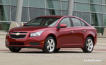 Chevy Cruze Production Halt Continues Due To Supply Shortage