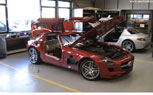 AMG Performance Studio Shows Off Mercedes SLS AMG Customization [Video]