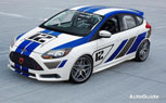 2012 Ford Focus ST-R Priced at $98,995