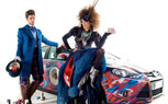 Ford Turns Car Parts Into Fashion Pieces