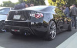 GReddy Scion FR-S Makes Appearance At Irvine Cars And Coffee