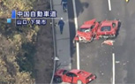 Eight Ferraris, Other Exotics Destroyed in Japan Car Crash [Video]