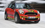 2013 MINI JCW Countryman Teased