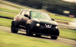 Nissan Juke-R Hits The Track [Video]