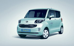 Kia Ray EV Is Korea's First Electric Production Vehicle