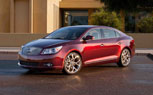 Buick LaCrosse GS Will Never Happen Says GM