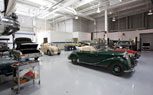 Inside the Mercedes-Benz Classic Center