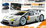 Toyota Prius GT300 Race Car In The Works?