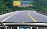 Rearview Mirror Kit Offers GPS, Bluetooth and Games
