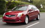 2010-2011 Nissan Sentras Recalled For Stall And Crash Risk