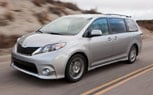 Toyota Sienna, Chevrolet Camaro Lead Sales In Respective Markets