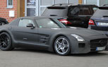 Mercedes Benz SLS AMG Black Series To Make 650 Horsepower [Video]