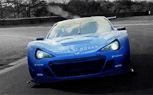 Subaru BRZ GT300 Hits the Track [Video]