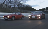1965 Toyota S800 Makes Appearance In New GT 86 Promo [Video]