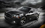 Dodge Charger Blacktop Invades CES