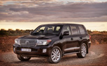 2013 Toyota Land Cruiser Revealed