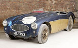 Unrestored 1953 Austin-Healey '100′ Special Sells At Auction For $1.3 Million