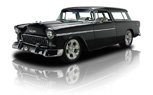 1955 Chevrolet Bel Air Nomad Is Fit For A Prince [Retro Resale]
