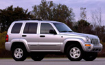 Jeep Liberty Safety Investigation Upgraded by NHTSA