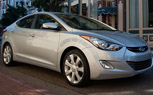 Hyundai Elantra Wins North American Car of the Year: 2012 Detroit Auto Show