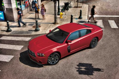 Mopar introduces 2012 Dodge Charger Redline.  Stage One feature