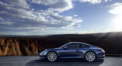 2012-Porsche-911-991-Carrera-Side-Profile