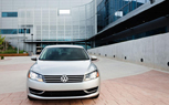 "Middle East Gets ""American"" VW Passat: Unveiled at Qatar Motor Show"