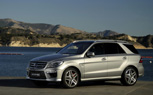 2012 Mercedes ML63 AMG Priced from $95,865