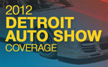 2012 Detroit Auto Show Day 1 Update