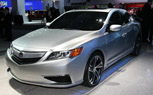 2013 Acura ILX First Look – Video: 2012 Detroit Auto Show