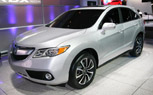 2013 Acura RDX Trades Turbo-Four for V6: 2012 Detroit Auto Show