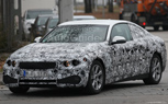 2013 BMW 4 Series Coupe Spy Photos