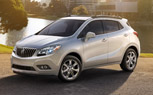2013 Buick Encore Pits Itself as a BMW X1 Rival: 2012 Detroit Auto Show