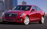 2013 Cadillac ATS Revealed as BMW 3 Series Rival: 2012 Detroit Auto Show