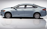 "2013 Ford Fusion Claims ""Triple Crown"" of Fuel Economy: 2012 Detroit Auto Show"