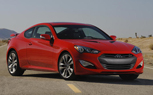 2013 Hyundai Genesis Coupe Gets New Look, More Power