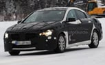 Mercedes CLC Spy Photos Reveal Baby CLS