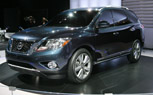 2013 Nissan Pathfinder Concept is a Crossover and Looks it: 2012 Detroit Auto Show