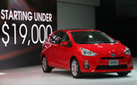 Toyota Prius c Video – First Look: 2012 Detroit Auto Show