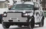 2013 Range Rover Spied, Including Interior [Spy Photos]