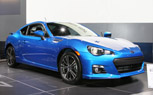 2013 Subaru BRZ Finally Lands in America: 2012 Detroit Auto Show