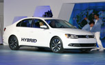 VW Jetta Hybrid is Like a German Prius: 2012 Detroit Auto Show