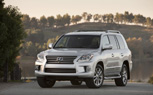2013 Lexus LX 570 Pricing Starts At $80,930