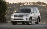 2013 Lexus LX570 Revealed: 2012 Detroit Auto Show
